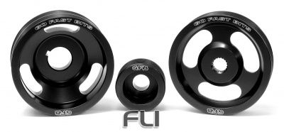 GFB Pulley 3-piece Subaru GC8 MY94-98