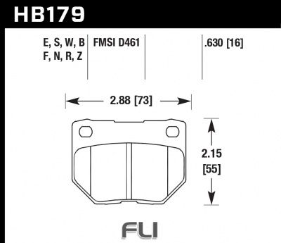 HB179Z.630 - Performance Ceramic