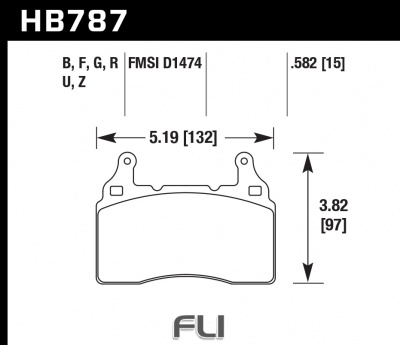 HB787Z.582 - Performance Ceramic