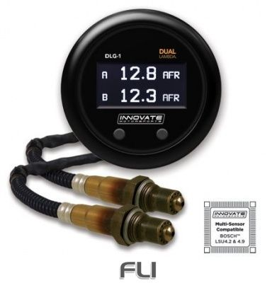 Innovate DLG-1 Dual Lambda (Wideband Air/Fuel Ratio x 2)