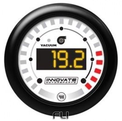 Innovate MTX-D Vacuum/Boost & Shift Light Meter