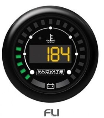 Innovate MTX-D Water Temp & Voltage