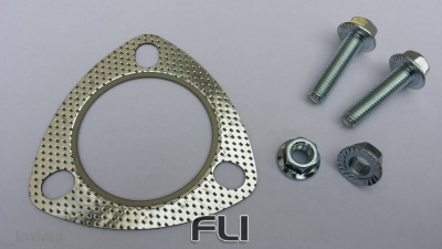 Invidia Bolt/Gasket Replacement Kit for Honda S2000 – 2.75 inch 3 Bolt