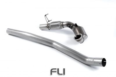 Large Bore Downpipe and Hi-Flow Sports Cat