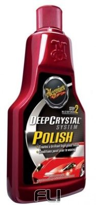Meguiar's Deep Crystel System Polish Step 2