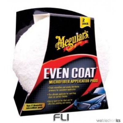 Meguiars Even Coat Applicator Pads