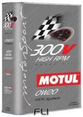 Motul 300V High RPM 0W20 - MO824521