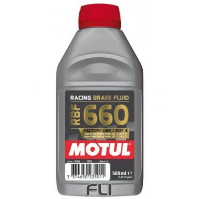 Motul RBF 660 Factory Brake Fluid
