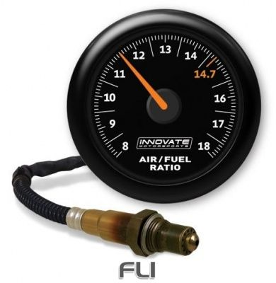 MTX-AL: Wideband Air/Fuel Ratio Gauge