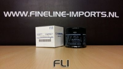 Oil filter - 15208AA100 + Carter ring