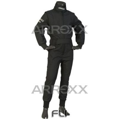 Arroxx Overall Level 2 Xbase Monocolor Junior Zwart