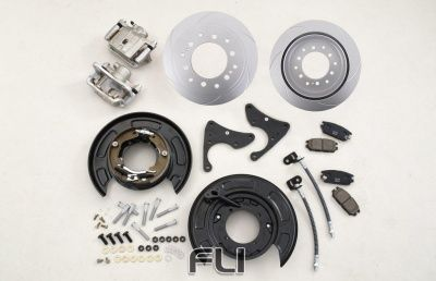 Pedders Brake Conversion Kit