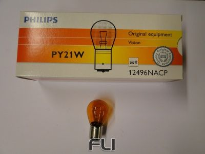 Philips Knipperlicht Oranje