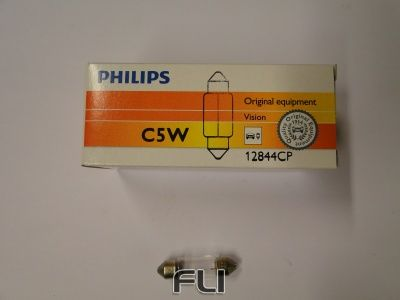 Philips Lamp C5W Wit