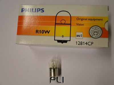 Philips Lamp R10W Wit