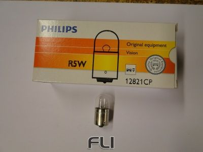 Philips Lamp R5W Wit