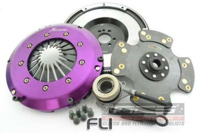 Race Carbon Blade Clutch Kit Incl Flywheel & Concentric Slave Cilinder