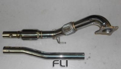 Race Catalyst 3 Inch downpipe ( 70mm ) - VWDP-0501C