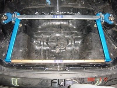 Rear Trunk Square Bar 4pieces