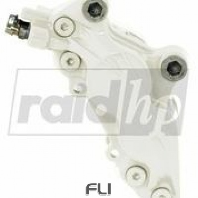 Raid HP Remklauw Lak (6-delig) Wit glanzend