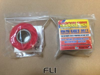 Rescue Tape - Rood