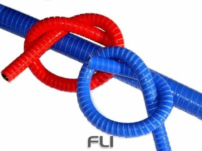 Super Flexible Hose Fluro 13mm Blauw