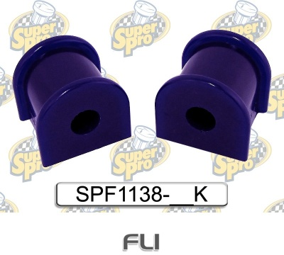 SuperPro Polyurethane Bush Kit SPF1138-26K