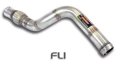 Supersprint - Connecting Pipe LIGHTWEIGHT + flex joint