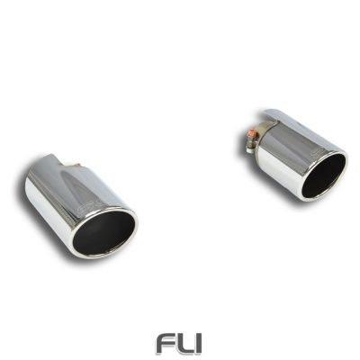 Supersprint - Endpipe kit Right O100 - Left O100