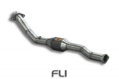 Supersprint - Kit turbo downPipe + Metallic catalytic converter WRC