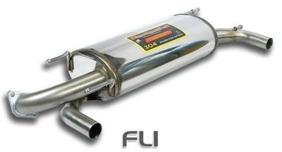 Supersprint - Rear Exhaust Right - Left