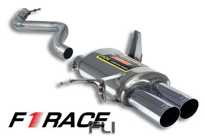 Supersprint - Rear Exhaust Right F1 Race OO80