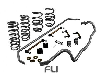Sway Bar/ Coil Spring Vehicle Kit GS1-FRD008