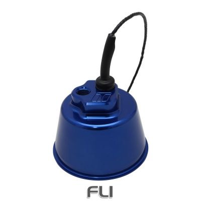Turbosmart Power Port Sensor Cap Blue