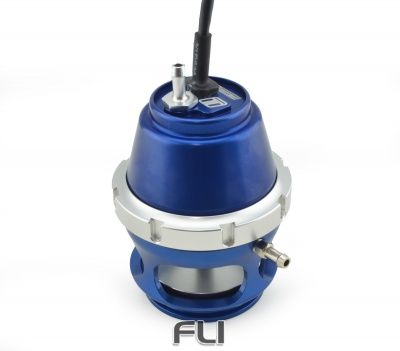 Turbosmart Power Port with Sensor Cap Blue