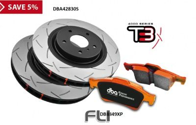 VAG 340x30mm remmen combo Front 2012 - On (DBA42830S+8849XP)