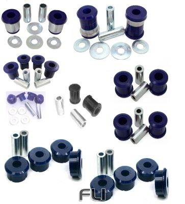 VEHICLE BUSHING UPGRADE KIT KIT204K