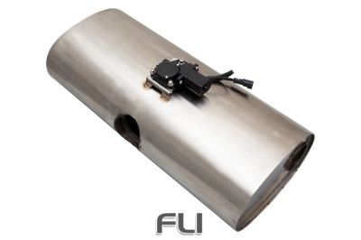 Weld in Varex Muffler - Single in Dual out