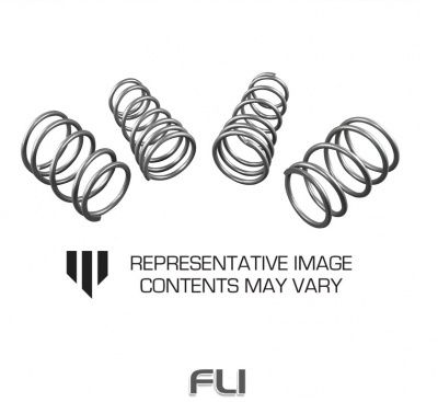 Whiteline Coil Springs - lowered