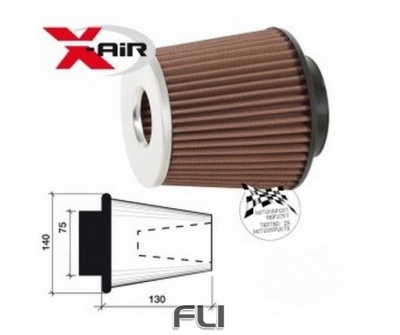 X-air Twin Cone Motorsport Luchtfilter SD-350052