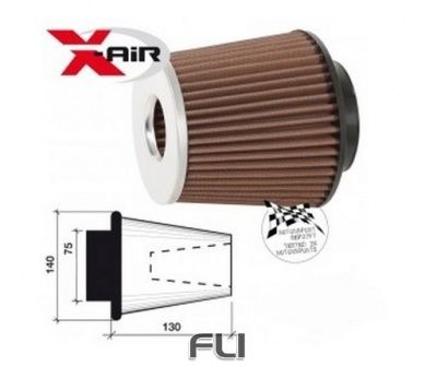 X-air Twin Cone Motorsport Luchtfilter SD-350052SC