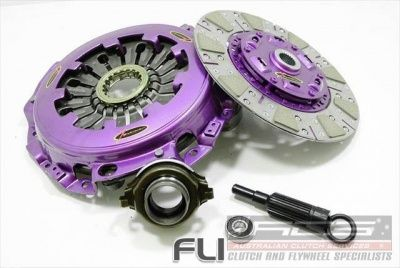 Xtreme Outback - Extra Heavy Duty Cushioned Ceramic Clutch Kit