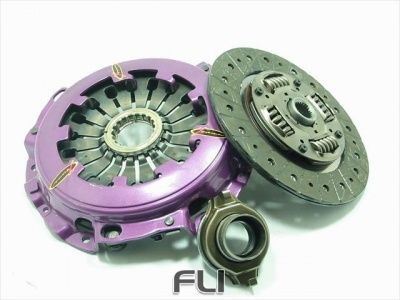 Xtreme Outback - Extra Heavy Duty Organic Clutch Kit