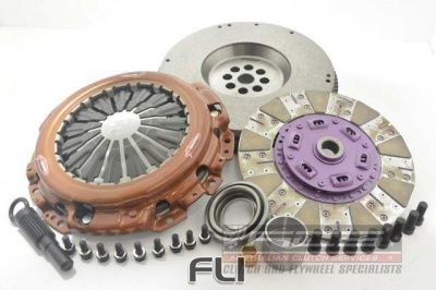 Xtreme Outback - Heavy Duty Cushioned Ceramic Clutch Kit