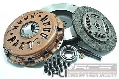 Xtreme Outback - Heavy Duty Organic Incl Flywheel Clutch Kit