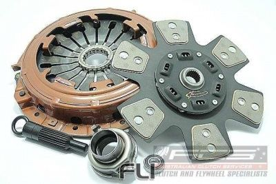Xtreme Outback - Heavy Duty Sprung Ceramic Clutch Kit
