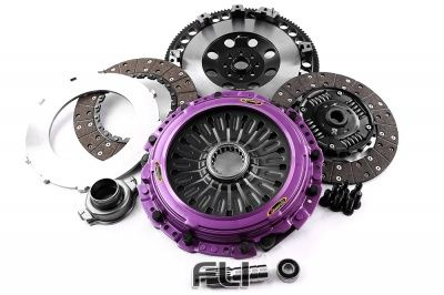 Xtreme Performance - Clutch Kit Inc Flywheel-230mm Twin Sprung Organic-(Pull Type)