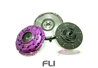 Xtreme Performance - Heavy Duty Organic Clutch Kit Incl Flywheel