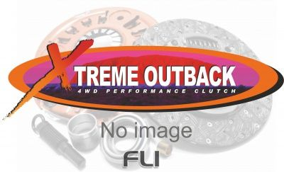 Xtreme Performance - Heavy Duty Sprung Ceramic Clutch Kit
