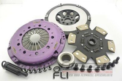 Xtreme Performance - Heavy Duty Sprung Ceramic Clutch Kit Incl Flywheel